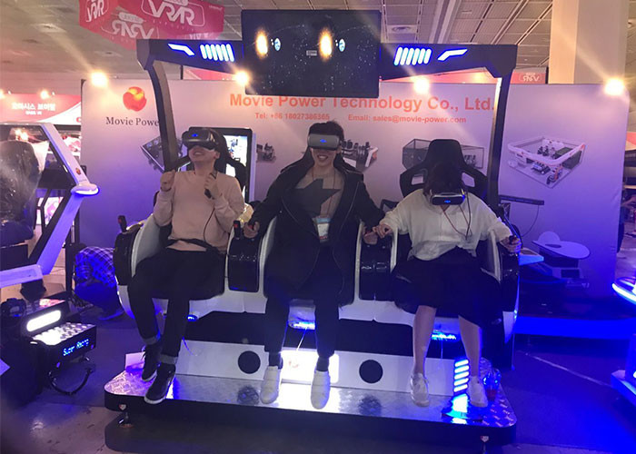 china latest news about Seoul VR.AR EXPO 2018