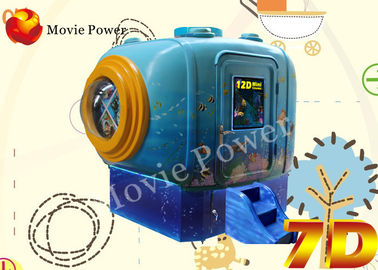 Lovely Electric 3 DOF 7d Mini Cinema Equipment 7D Movie Theater