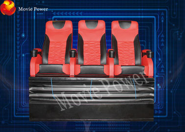 China High end exciting virtual shooting simulator 5d 7D Movie Theater for Amusement park factory