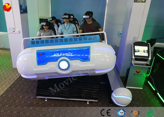 China Movie Power 6 Seats Vr Family Game Machine Virtual Reality 220v Theatre Simulator factory