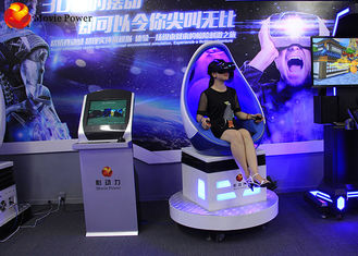 Shopping Mall Single Cabin 9D VR Cinema 9D Virtual Reality 9D Cinema Simulator