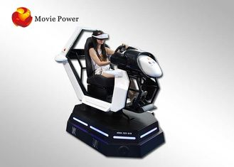 Fashion Intelligent Vr 9d Cinema Simulator For Arcade / Racing Car Game Machine