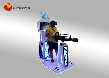 360 Degree Standing Up 9D VR Arcade Game Machine with Htc Vive Glasses