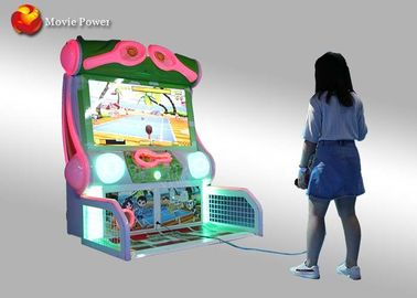1 Player Music Racing Arcade Tennis Game Master Simulator Coin Operated