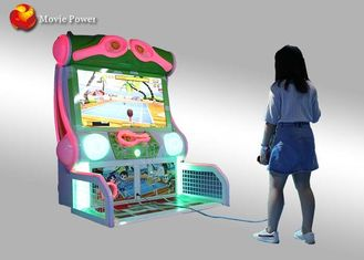 China 1 Player Music Racing Arcade Tennis Game Master Simulator Coin Operated supplier