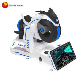 Movie Power 9d Virtual Reality Race Game Vr Moto Simulator Game Machine