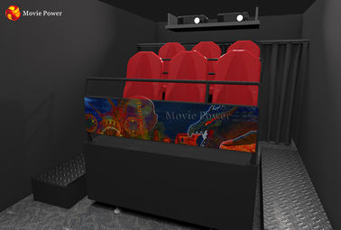 Dynamic Source 3.75KW 7D Movie Theater
