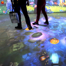 AR Interactive Wall Holographic Indoor Romantic Immersive Projector 16 Games