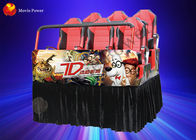 China Amusement Theme Park 7D Movie Theater With Rugged Hardware company