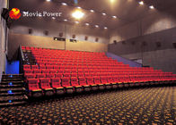 China Professional Amusement 4D Movie Theater XD Theatre With Electric System company