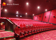 Electronic Dynamical Bubble / Lighting / Wind 4D Movie Theater Equipment