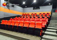 Professional Genuine Leather Seat Kino 4D Dynamic Cinema Digital Theater System supplier
