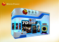 Entertainment Shooting Simulator Xd Motion 6D Cinema Equipment supplier
