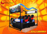 China Multi Person Interactive 6 DOF VR XD Cinema Movie Theater Equipment factory