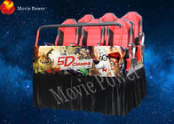 Commercial game machine 5d 7d 9d cinema simulator multiplayer supplier