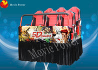 Kids video game 7D movie theater above arcade 3d 5d 6d immersive
