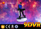 China Electric Dynamic Stand - Up Flight VR 9D Cinema Simulator 5.5 Inch HD 2k Screen factory