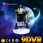 China Commercial 9d Glasses Virtual Reality 9D Action Cinema Simulator CE SGS TUV factory