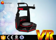China CE Certificate 9D Virtual Reality VR Simulator For Interactive Gun Shooting Game factory