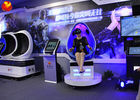 China Egg Shape 3D Electric System 9D Action Cinemas With Financial Management System factory