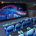 Cute Unique Movie Experience Immersive Kids 4D Movie Theater