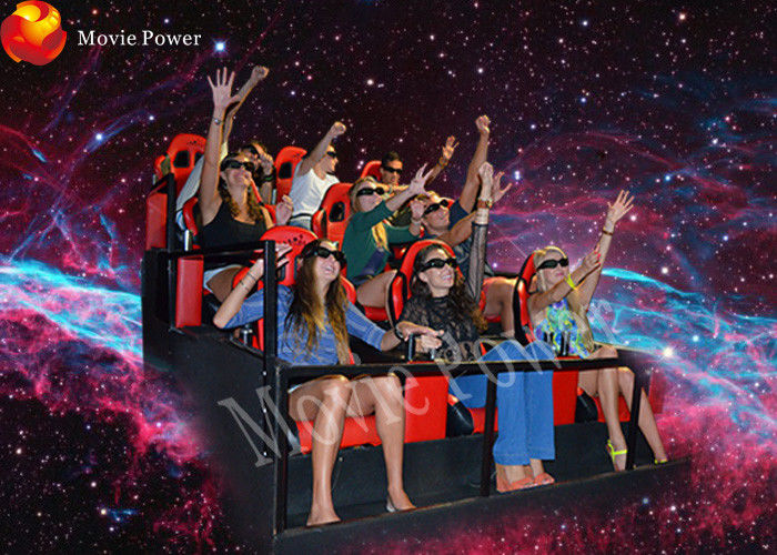 China Amusement park rides interactive children game home theater CE factory