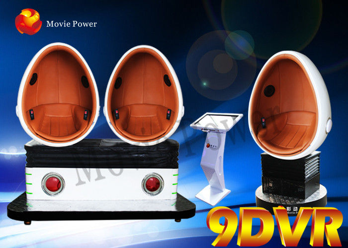 China movie power new  technology 9d vr cinema electric system 9d vr cinema with 1/2/3seat factory