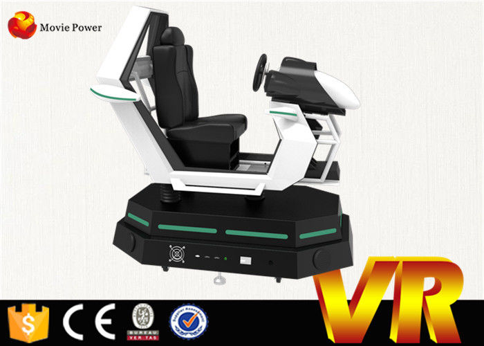 crazy vr racing car 9d virtual reality cinema removable car games simulator. Black Bedroom Furniture Sets. Home Design Ideas