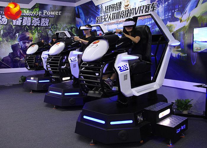 Dynamic 6D 7D 9D Seat Motion Seat Racing Chair 9D Machine VR Racing