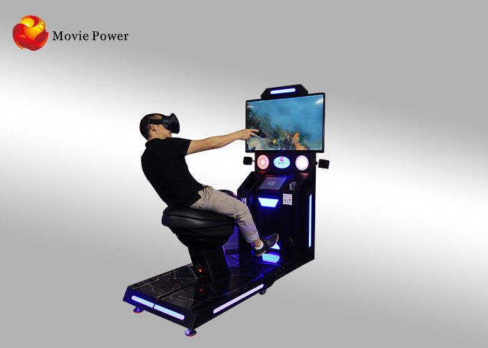 Interactive 9d Vr Horse Riding 9d Cinema Rides Vr Htc Vive Game Machine Kids Horse Racing
