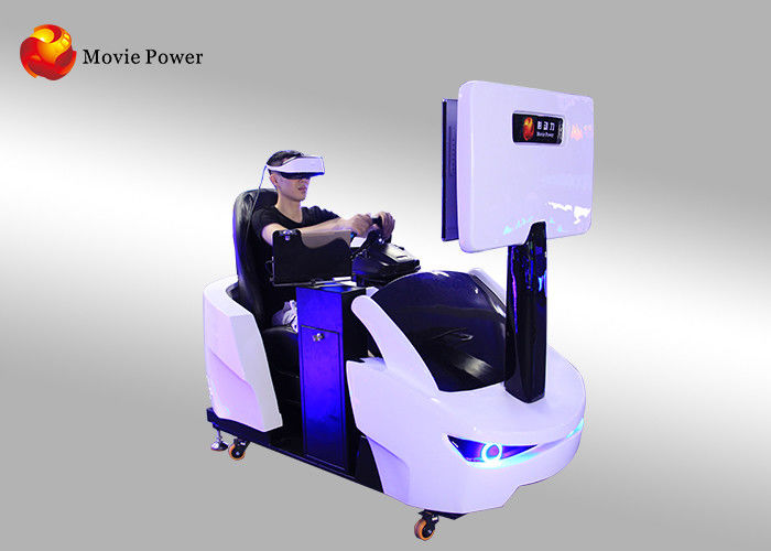 2017 Popular 3dof 9d Vr F1 Car Race Simulator For Adult Car