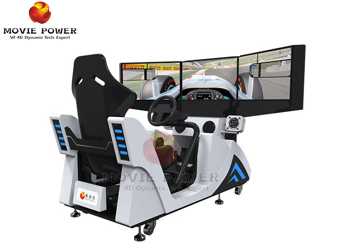 Stable 9D Simulator Racing Simulator Cockpit With 3d Of