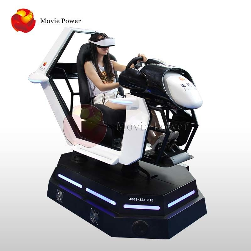 One Site Service 9d Vr Game Machine Amusement Car Racing Simulator Games