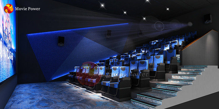 Theme Park Theater Project 5d Motion Cinema supplier