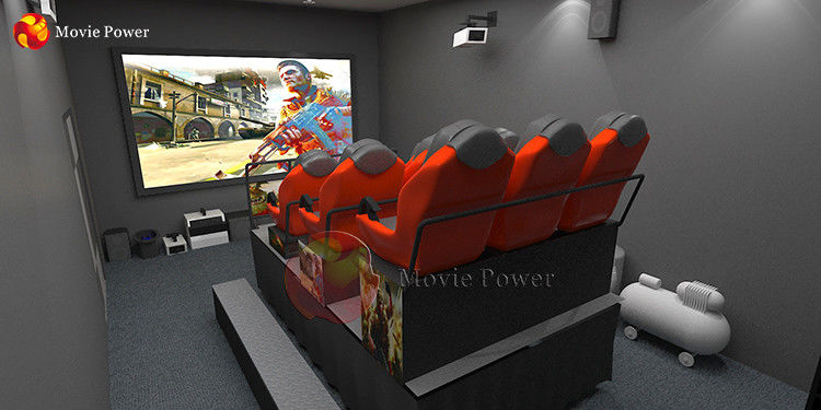 220V 7D Movie Theater